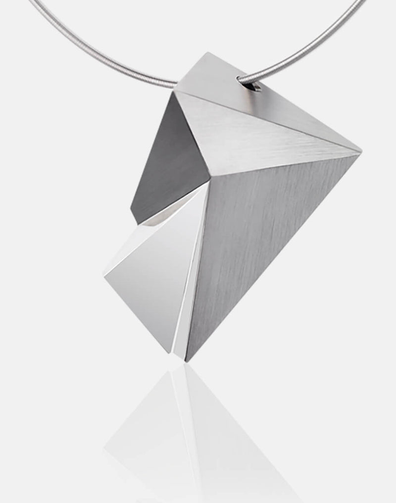 Cyllene | Collier, Kette, Kettenanhänger - 950 Platin, Diamant-Brillant | necklace, pendant-platinum, diamonds | SYNO-Schmuck.com