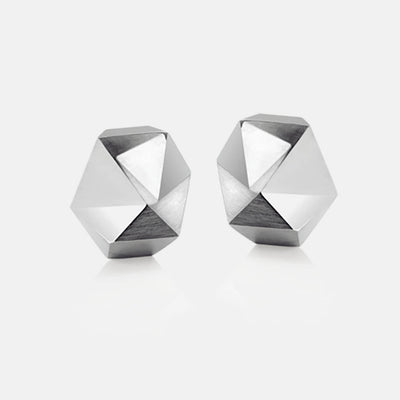 Tectone | Ohrringe, Ohrstecker - 750 Weissgold | ear-studs, earrings - 18kt white gold | SYNO-Schmuck.com