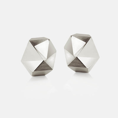 Tectone | Ohrringe, Ohrstecker - 950 Platin | ear-studs, earrings - platinum | SYNO-Schmuck.com