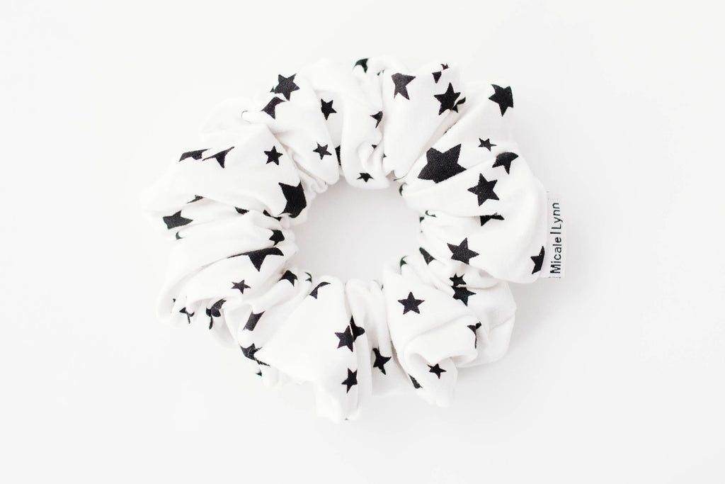 Stargazer in White