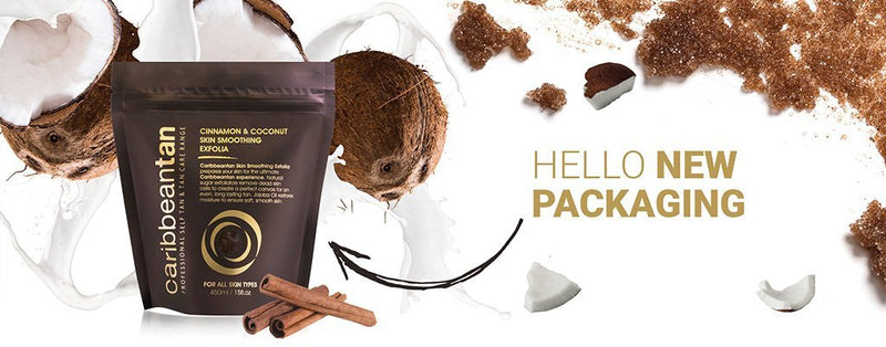 Say Hello to the NEW Exfolia Pouch | Caribbeantan