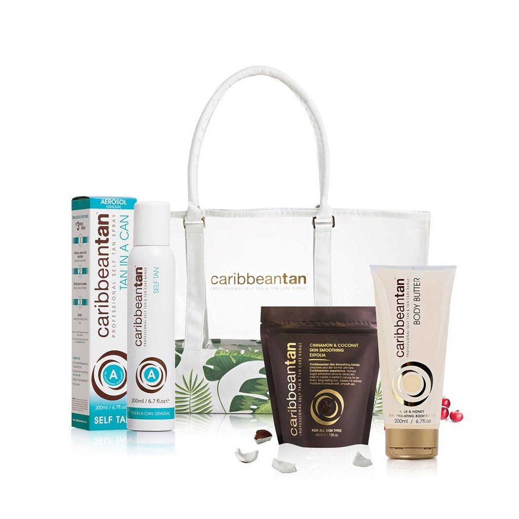 Vacay Self Tanning - Bundle - Caribbeantan