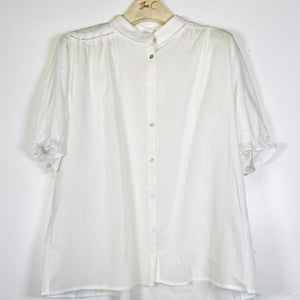 Martha Short Sleeve Blouse