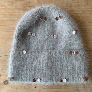 Sequin Cosy Hat