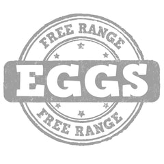 free range eggs diet