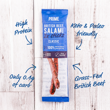 Load image into Gallery viewer, The Original - Lean Beef Salamis