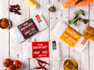 12 x Sweet & Spicy Bars
