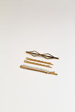 The IRIS Hair Slide Set