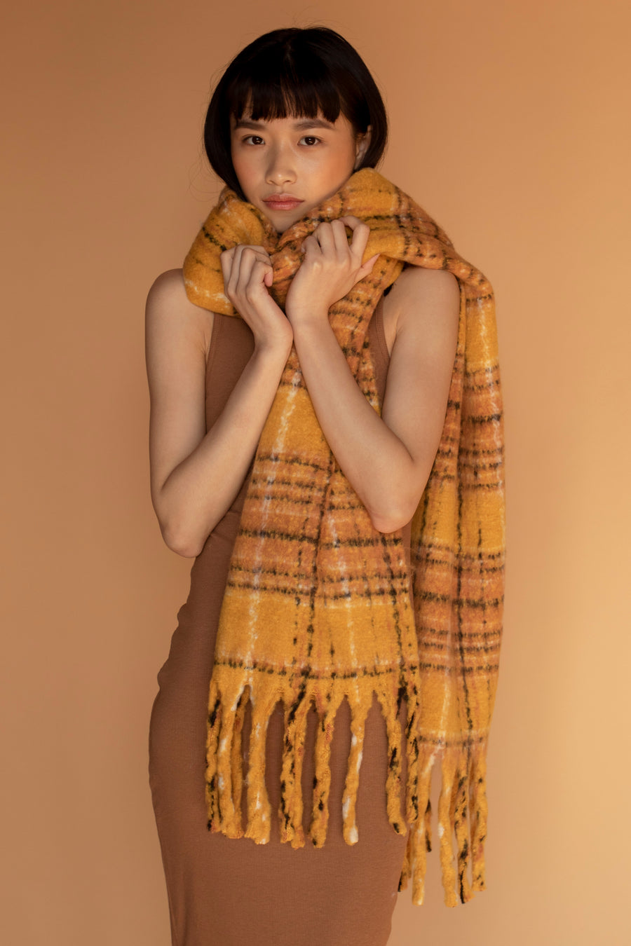 The Sapporo - The Recycled Scarf