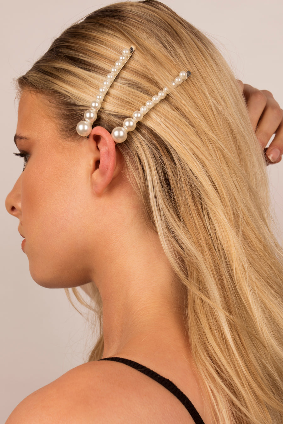 The LEEA Hair Slide