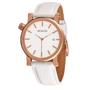"""Tabula Rasa 38"" Rose Gold W"