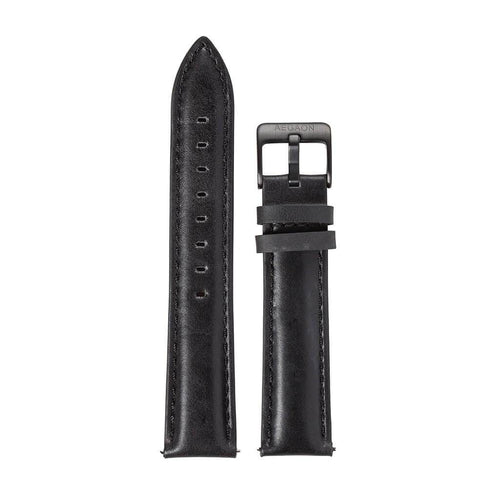 BLACK LEATHER 20mm