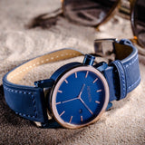 BLUE SUEDE 24mm