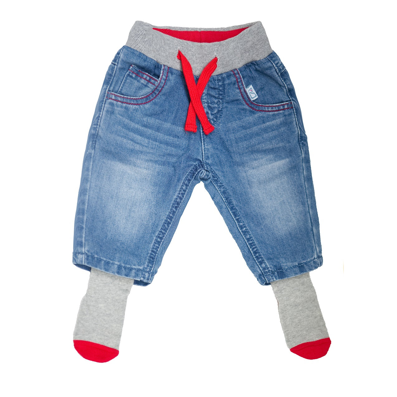 Sockatoos Original Jeans - RED