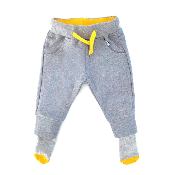Sockatoos Original Joggers - YELLOW