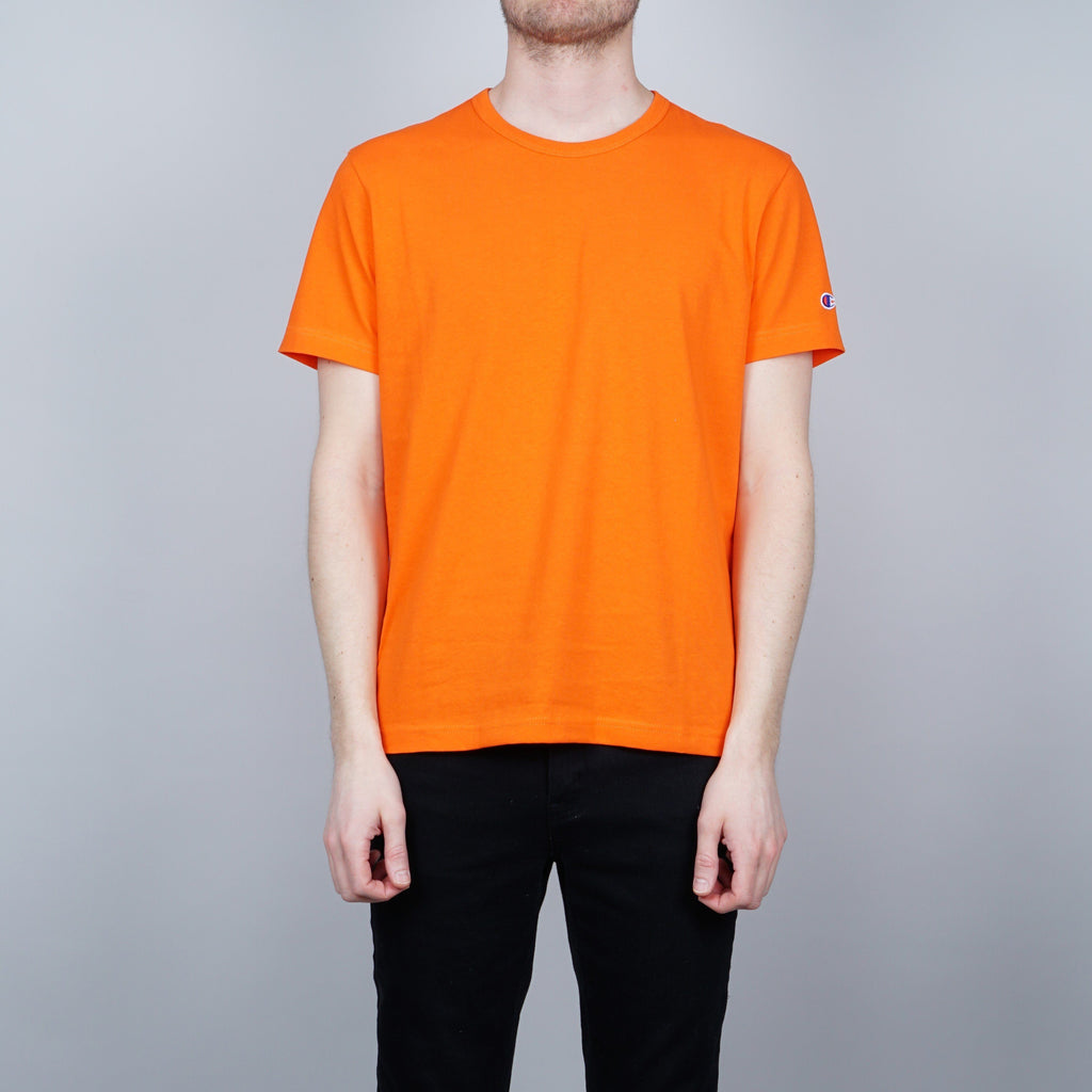 Champion Crewneck T-shirt - Orange