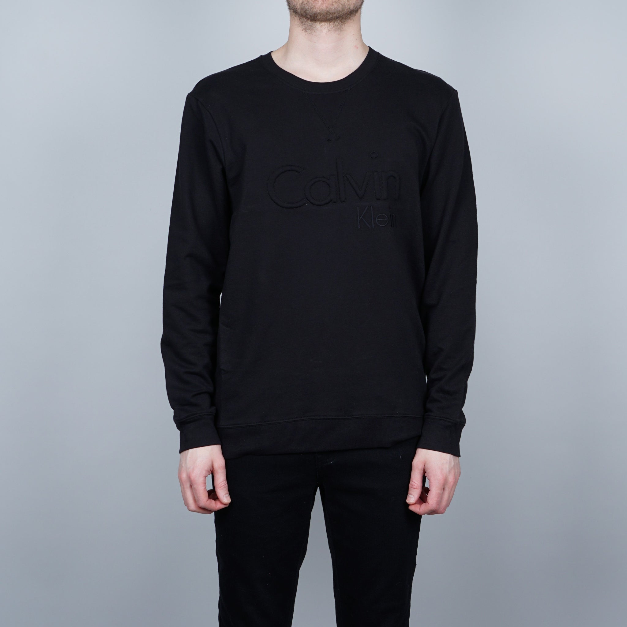Calvin Klein Sweater - Black