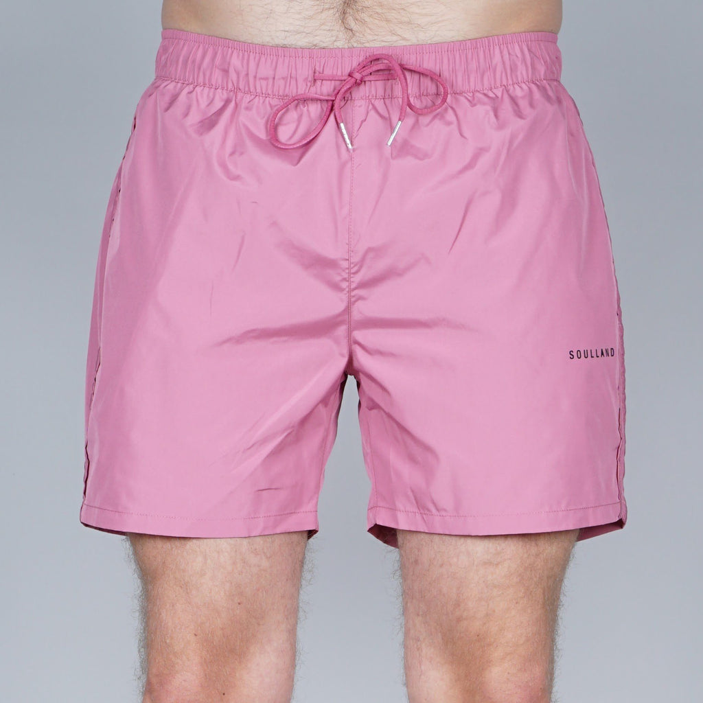 Soulland William Swimming trunks - Pink