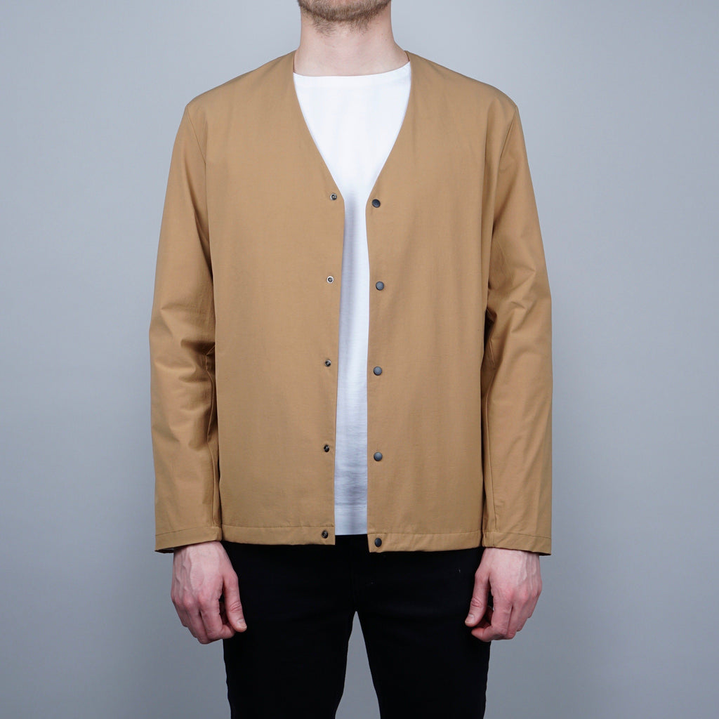 Still by Hand cardigan - Camel