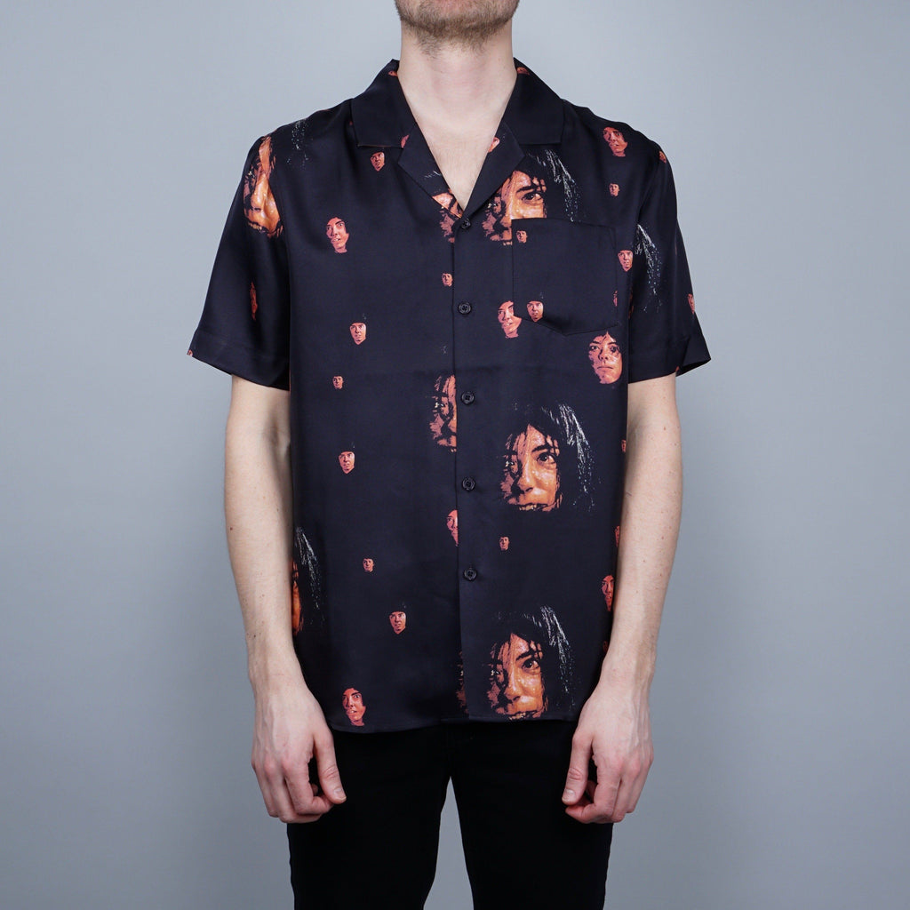 Soulland Zev silk shirt