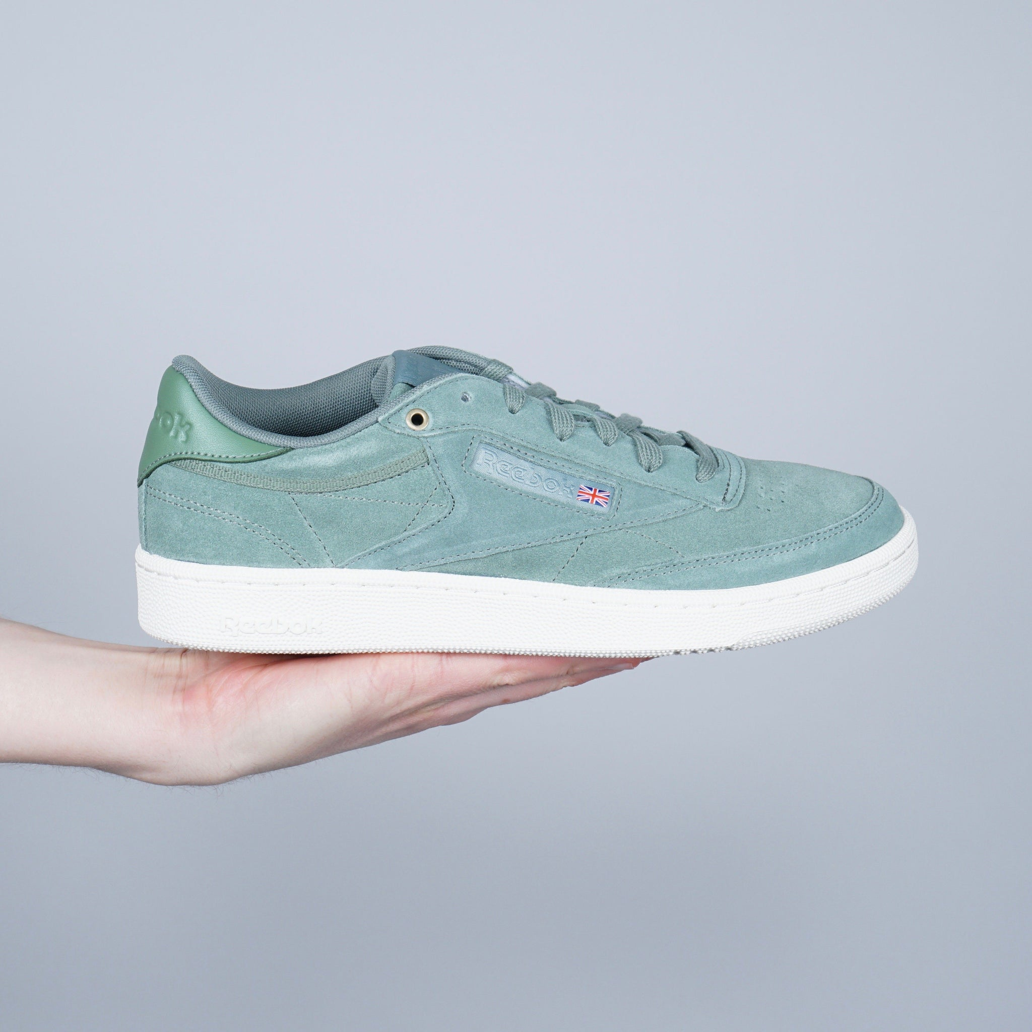 Reebok Club C 85 Archive - Turquoise