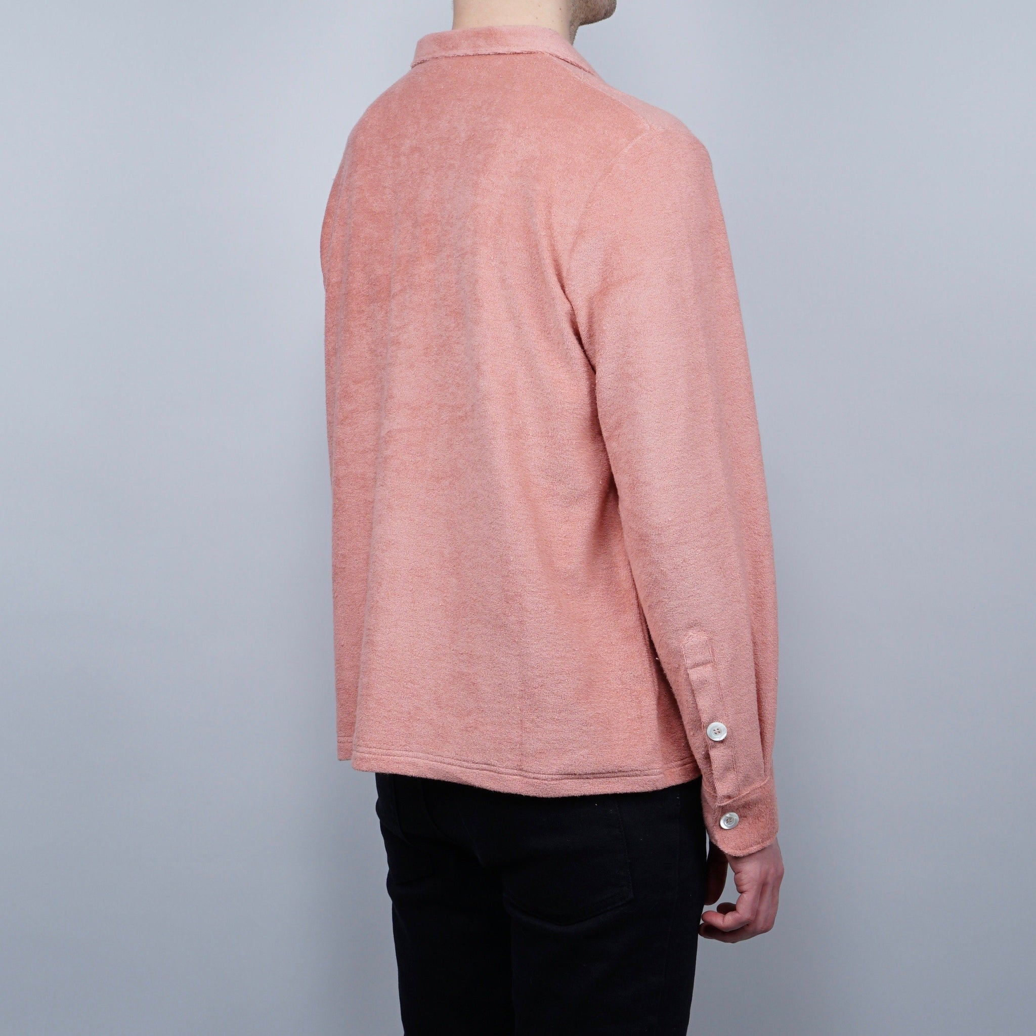 Séfr Séfr Resort Top Rose Shirt