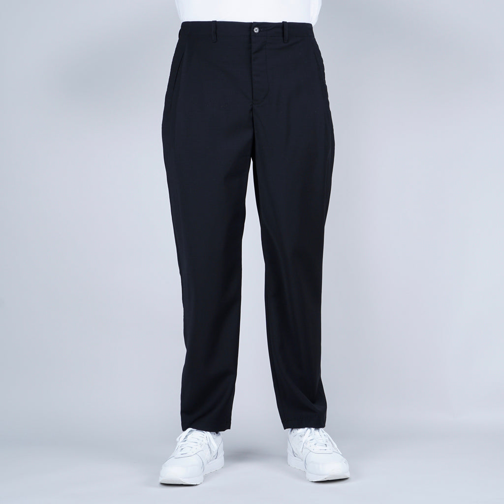 Still by Hand Easy Wool Trouser