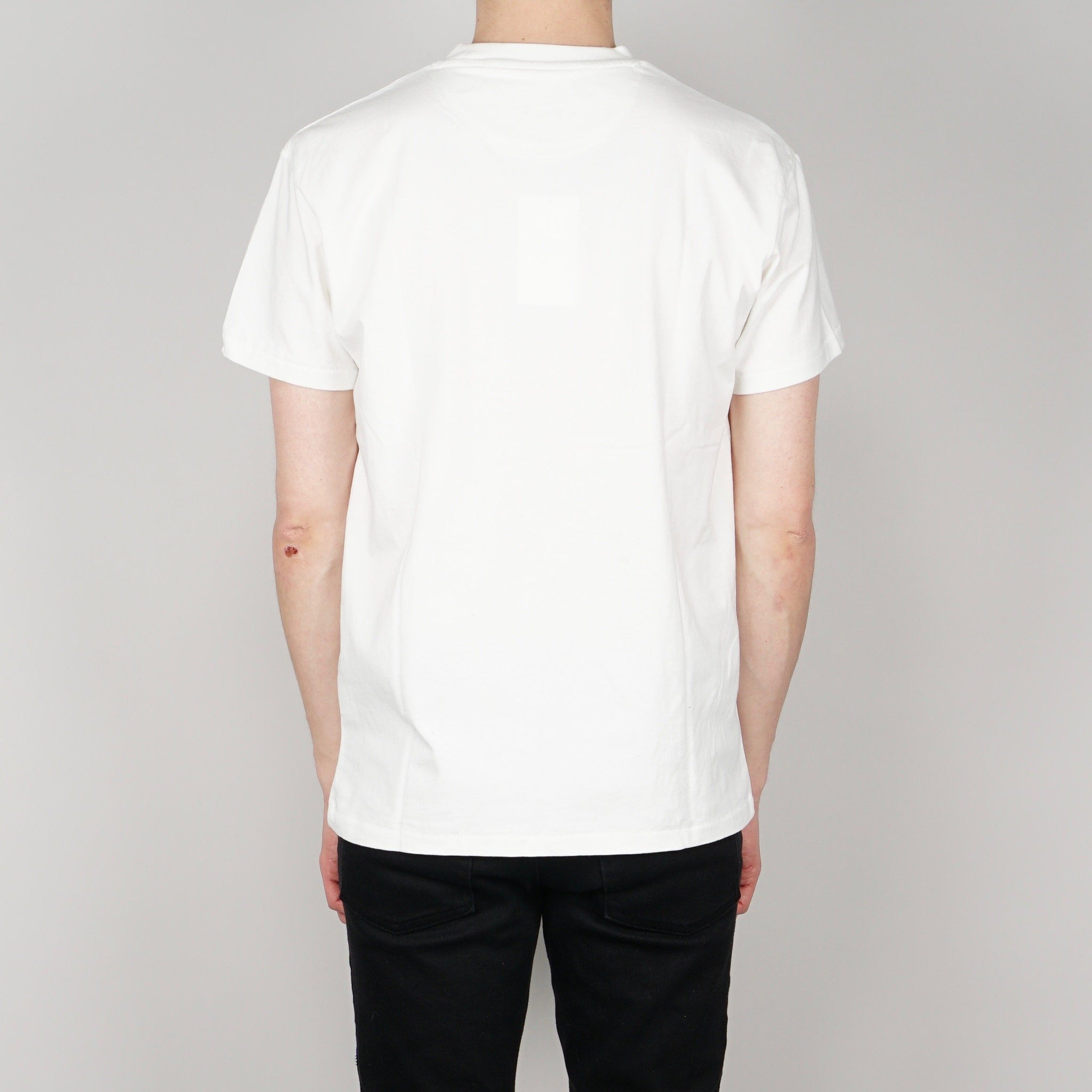 Avenue 411 t-shirt - White