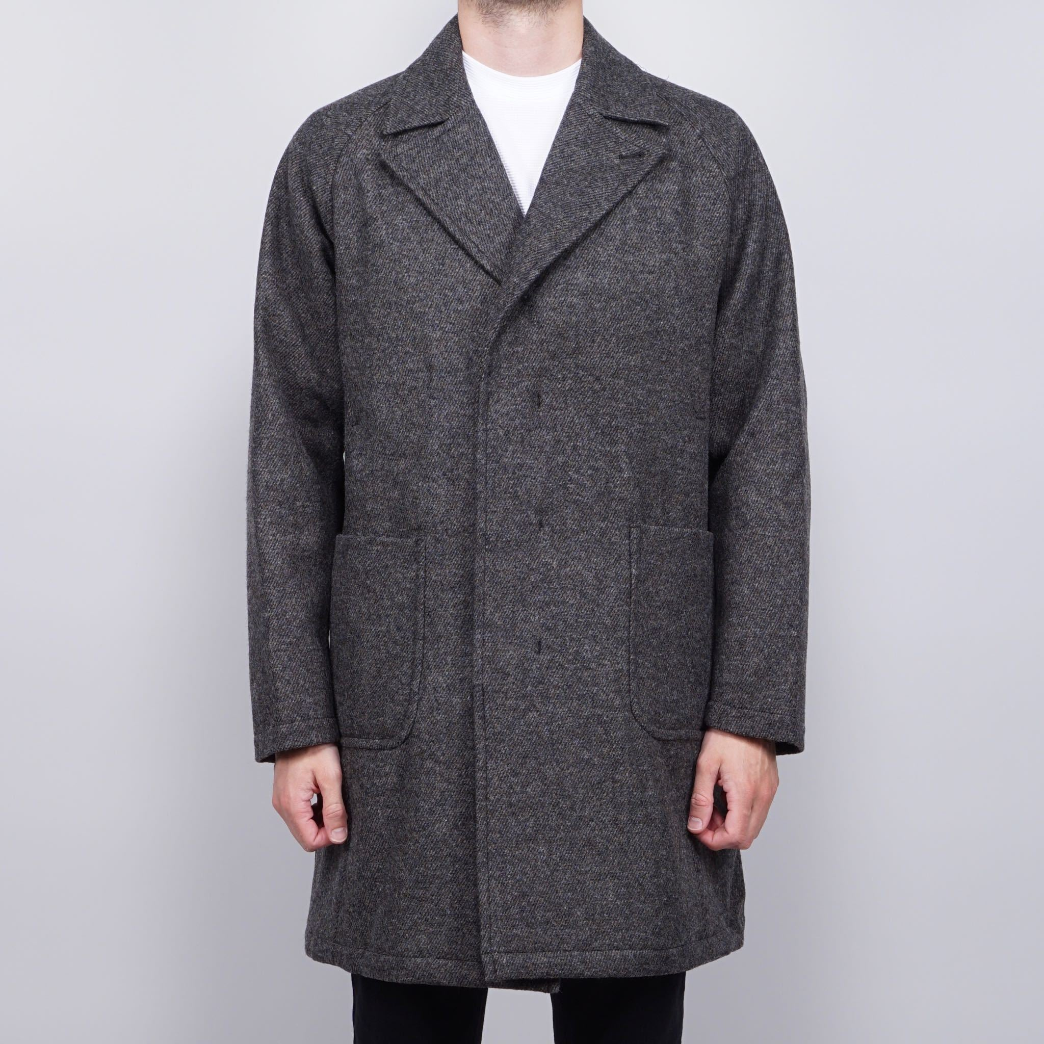 Still by Hand Tweed/Thinsulate coat