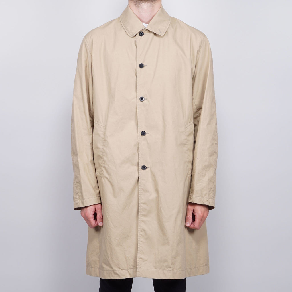 Still by Hand Stand Fall Collar coat
