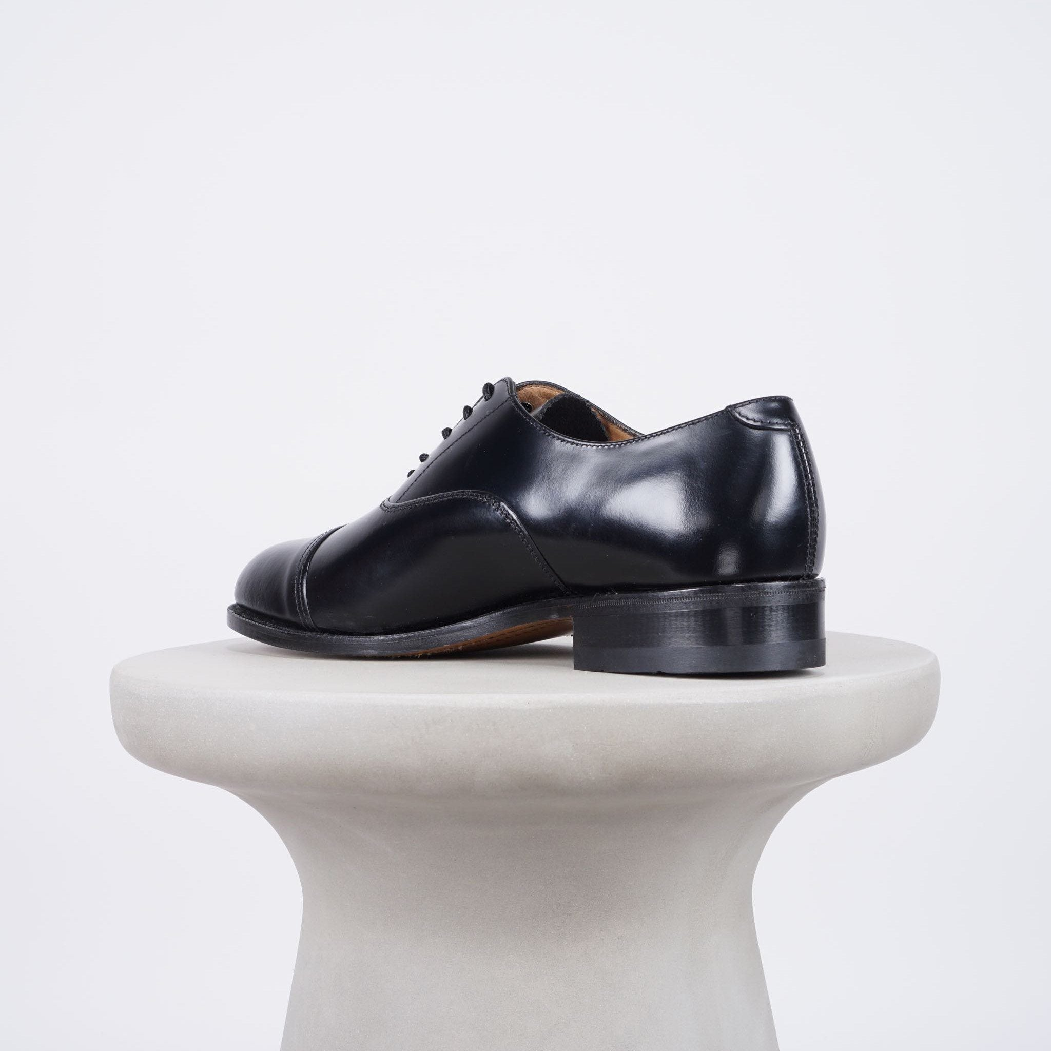 Sanders Oxford shoes - Black