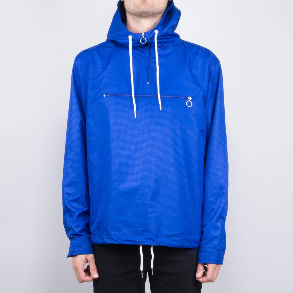 Soulland Newill Anorak - Blue
