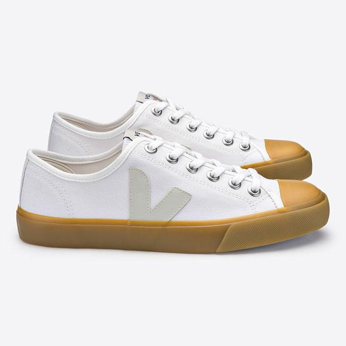 Veja Wata Canvas sneakers - White
