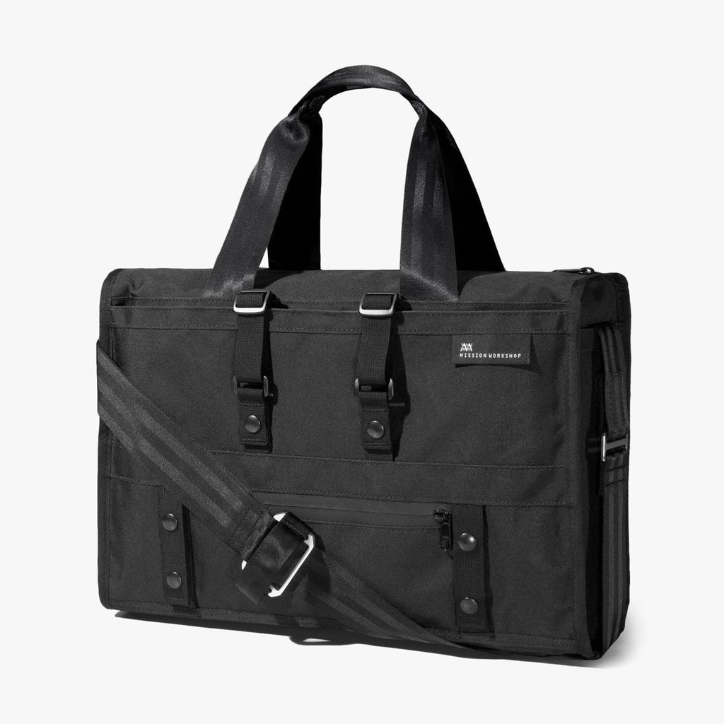 Mission Workshop Transit Shoulder bag - Black