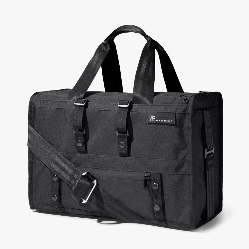 Mission Workshop Transit Duffle Bag - Black