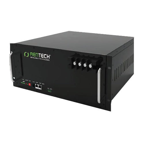 RenTech 48V Rack-Mounted Li-Ion Battery