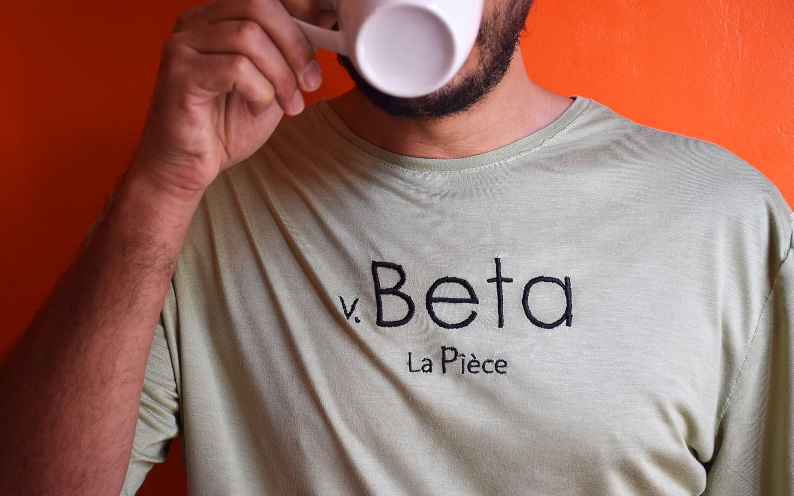 "Notre T-shirt Bêta commence sa phase ""test"""