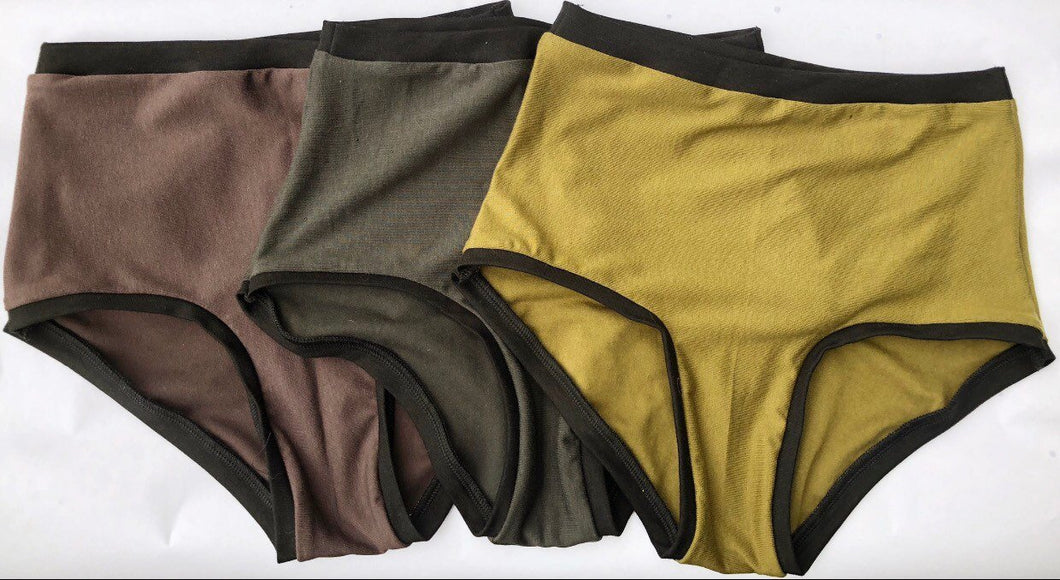 High Waist EveryDay Underwear