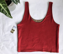 Reversible Crop Top