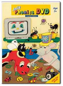 Jolly Phonics DVD