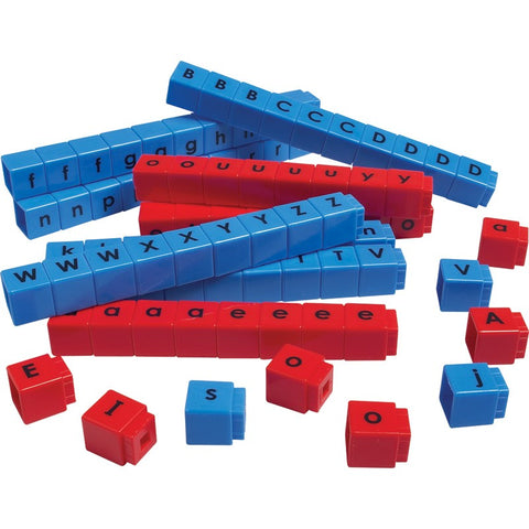 Unifix Letter Cubes CVC Set