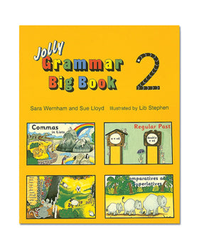 Grammar Big Book 2