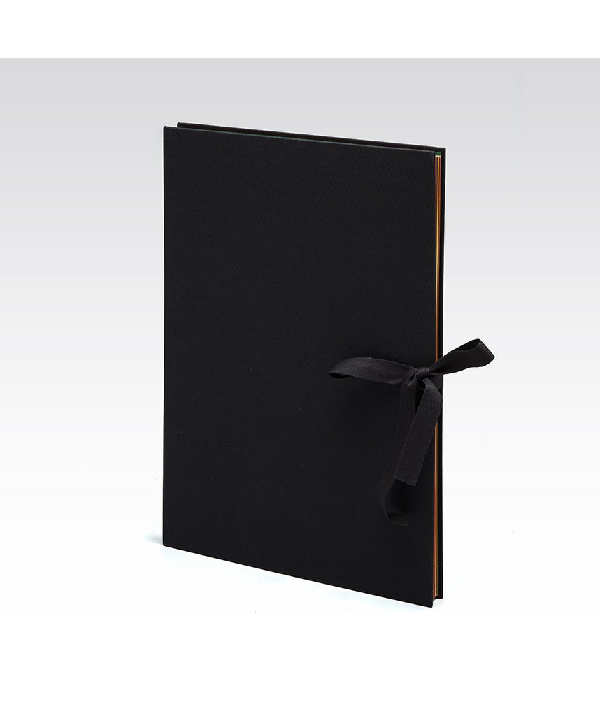 FOLDER FABRIANO MULTICOLORE NERO