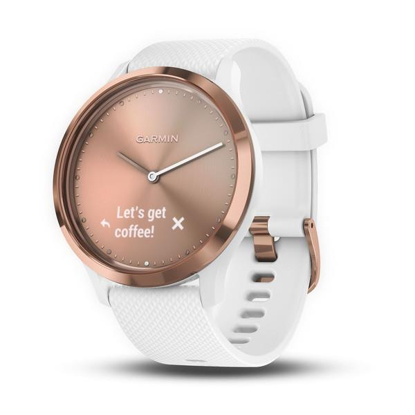 OROLOGIO GARMIN VIVOMOVE HR ROSE GOLD