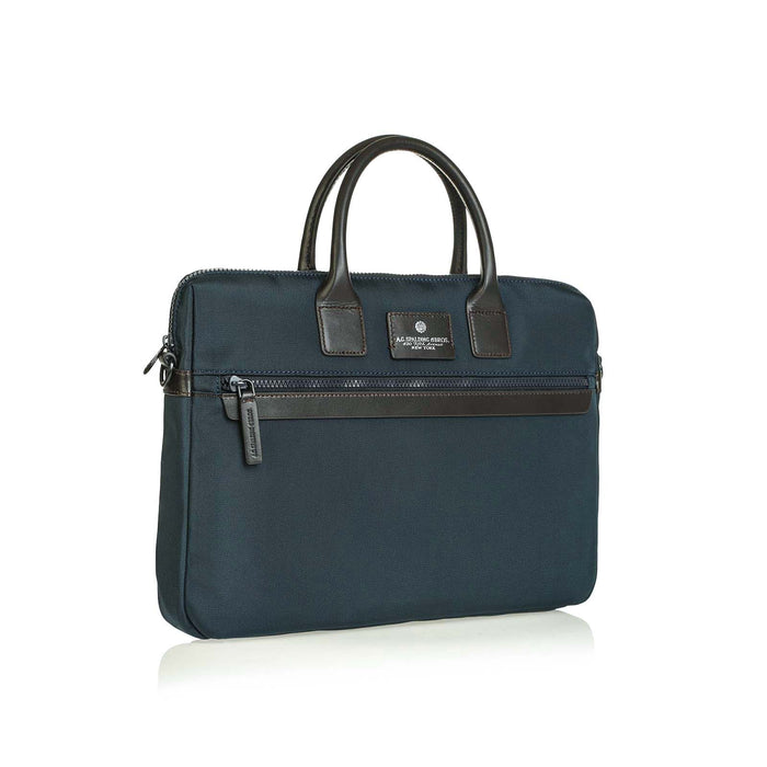 CARTELLA SPALDING SLIM TECHNOBUSINESS BLU NAVY