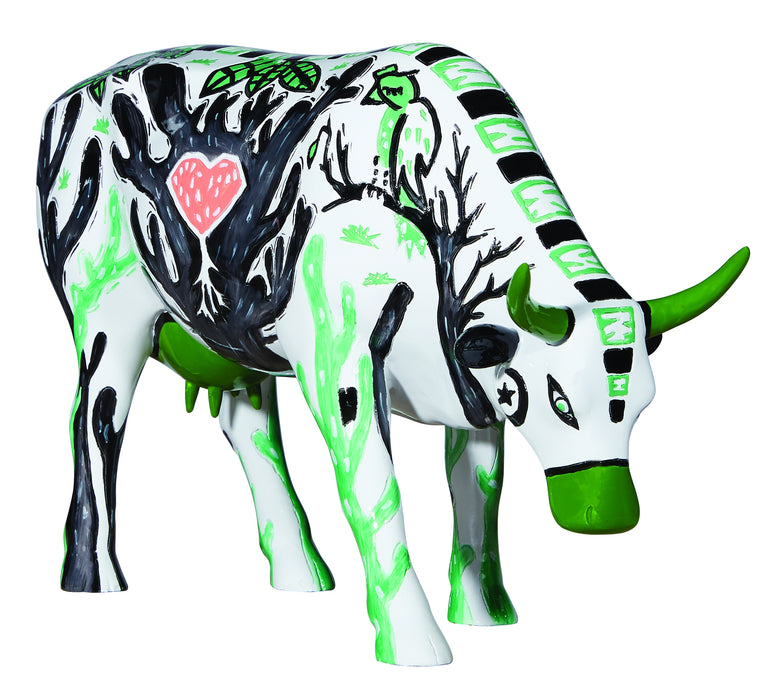COW PARADE L MANDA COWRU ART 46785