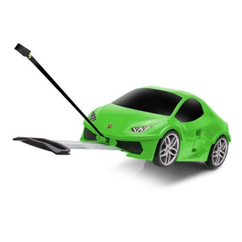 TROLLEY LAMBORGHINI HURACAN LP 610-4 GREEN
