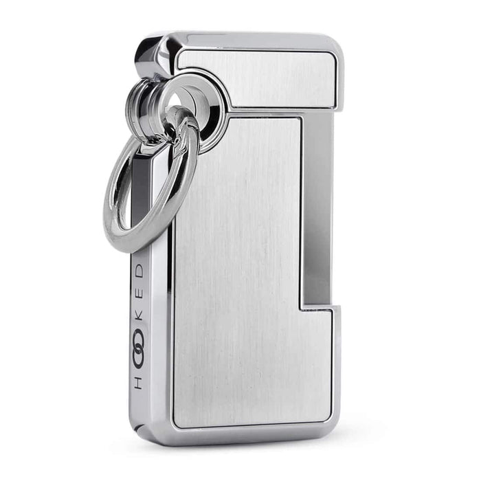 ACCENDINO ARGENT-O HOOKED LIGHTER S.T. DUPONT