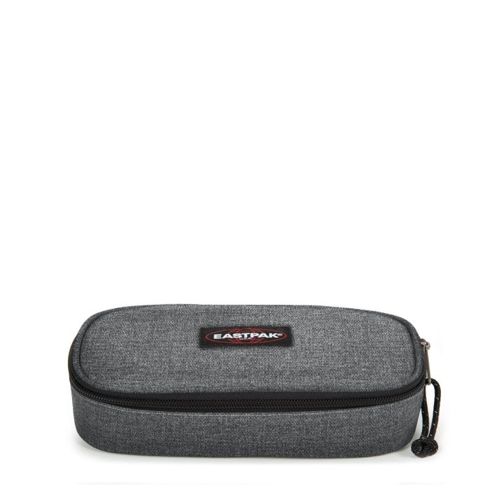 ASTUCCIO EASTPAK OVAL SINGLE BLAK DENIM