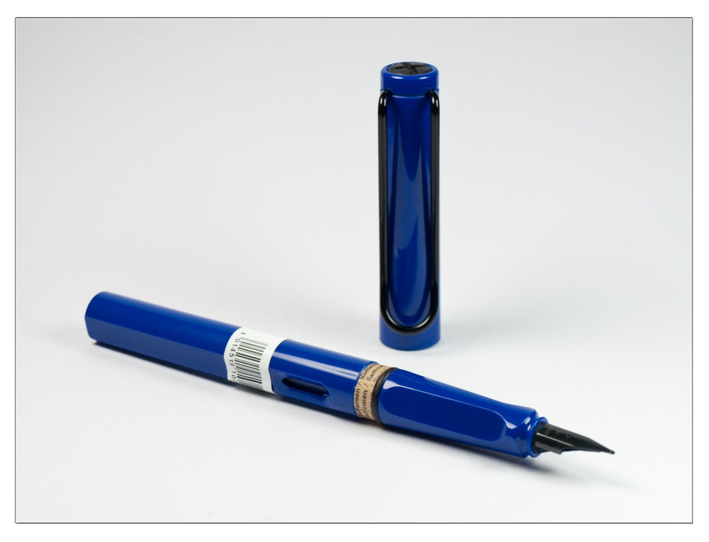 PENNA STILOGRAFICA LAMY SAFARI BLUE F
